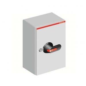 Рубильник 4п OTL100B4U 100А в боксе ABB 1SCA022562R8600