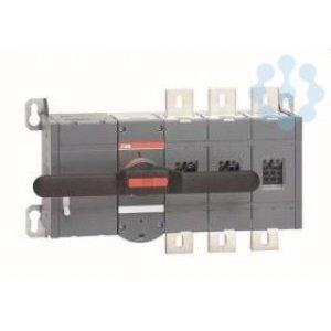 Рубильник 3п OTM1250E3M230C с мотор. приводом 1250А ABB 1SCA115365R1001