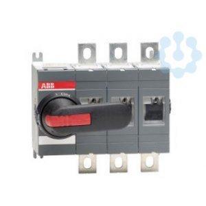 Рубильник 3п OT400E03P 400А ABB 1SCA022718R8780