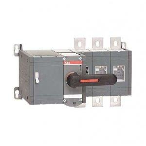 Рубильник 3п OTM630E3M230C с мотор. приводом ABB 1SCA115354R1001