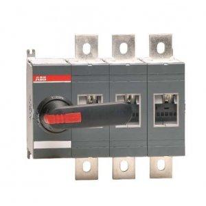 Рубильник 4п OT630E04 630А (без ручки упр.) ABB 1SCA022776R3390