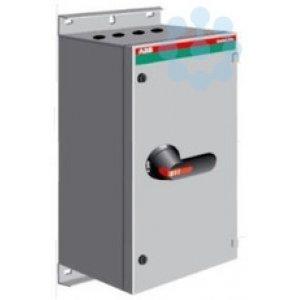 Рубильник OT200KLRR3TZ в метал. боксе ABB 1SCA022340R0770