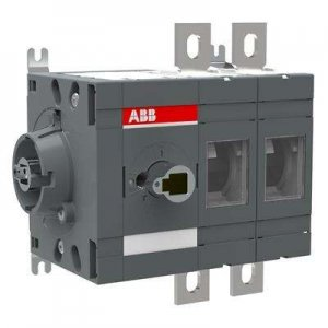 Рубильник OT400ES02 с бок. упр. (рукоятка в комплект не входит) ABB 1SCA116377R1001