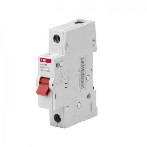 Выключатель нагрузки мод. 1п 40А Basic M BMD51140 ABB 2CDD641051R0040
