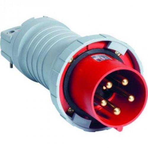 Вилка кабельная 125А 3Р+N+E IР67 переносная 415В CEWE