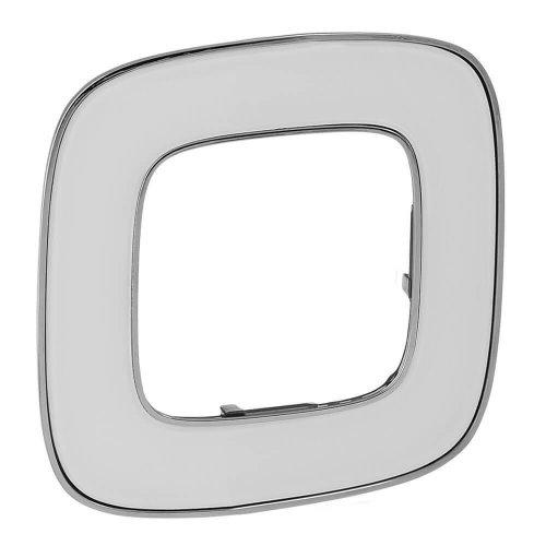 Рамка 1-м Valena Allure универсальная зеркало Leg 754421