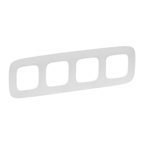 Рамка 4-м Valena Allure универсальная жемчуг Leg 754414