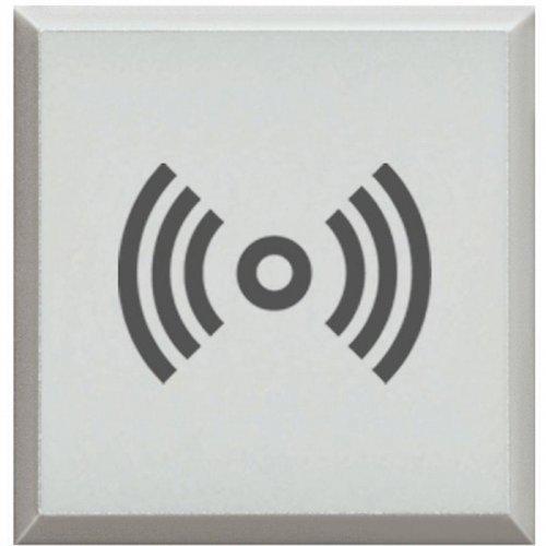 "Клавиша сменная с символами для кнопок с подсветкой бел. HD-4038LA/""Сигнализация"" Axolute Leg BTC H4920BLL"
