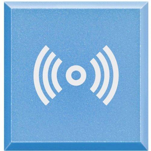"""Клавиша сменная с символами для кнопок с подсветкой HC-HS-4038LA/""""Сигнализация"""" Axolute Leg BTC H4920LL"""