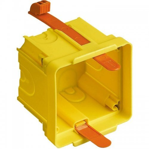 Коробка для гипсокартонных стен 2мод. Axolute Eteris Leg BTC PB502W