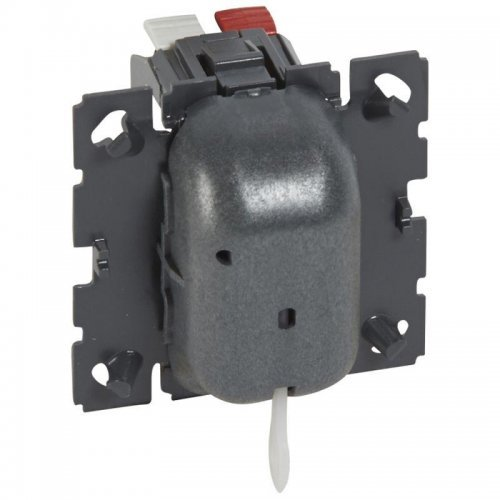 Механизм выключателя кноп. СП Celiane со шнуром 6АХ Leg 067038