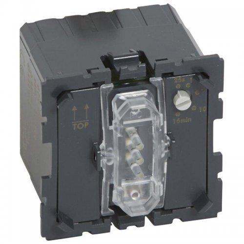Механизм выключателя 1-кл. 1п СП Celiane 2А IP41 250В с выдерж. врем. управление вент. Leg 067423