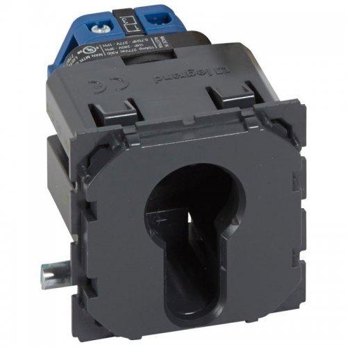 Механизм выключателя 1-кл. 2п СП Celiane 6А IP41 с ключом Leg 067009