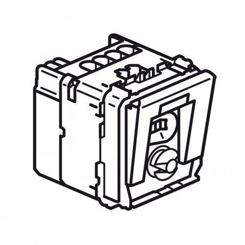 Механизм выключателя СП Celiane карточный RFID Leg 067566