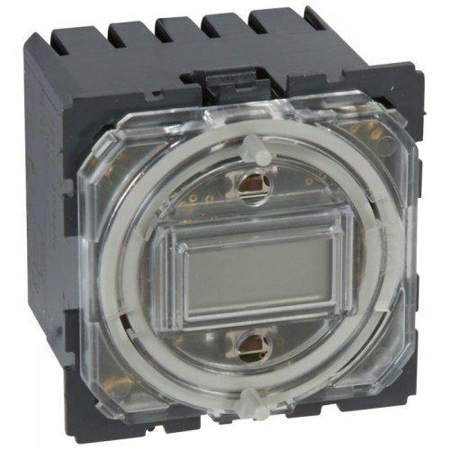 Механизм выключателя привода СП Celiane программир. для жалюзи/штор/тента Leg 067621