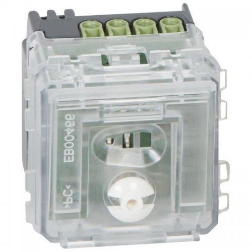 Механизм выключателя 1-кл. СП Celiane 6А IP20 с ключом-картой Leg 067563