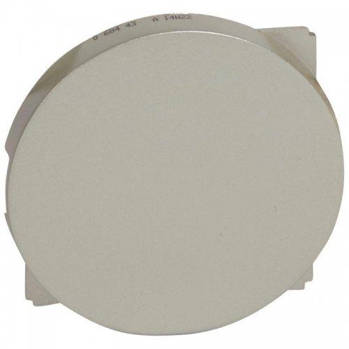 Панель лицевая Celiane для заглушки титан Leg 068443