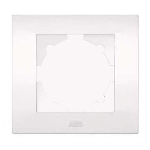 Рамка 1-м Cosmo бел. ABB 612-010200-271