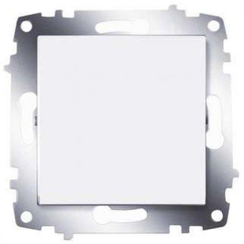 Механизм выключателя 1-кл. СП Cosmo 10А IP20 бел. ABB 619-010200-200
