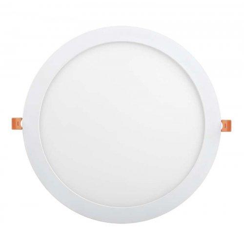 Светильник светодиодный ДВО 1609 24Вт 4000К IP20 круг бел. ИЭК LDVO0-1609-1-24-4000-K01