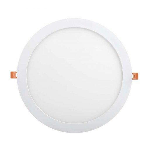 Светильник светодиодный ДВО 1610 24Вт 6500К IP20 круг бел. ИЭК LDVO0-1610-1-24-6500-K01