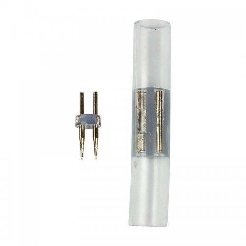 Муфта соединительная для дюралайта LED 2Вт 10мм (уп.10шт) Neon-Night 124-113