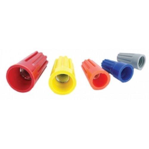 Скрутка СИЗ-6 3.5-11мм желтая (100шт)