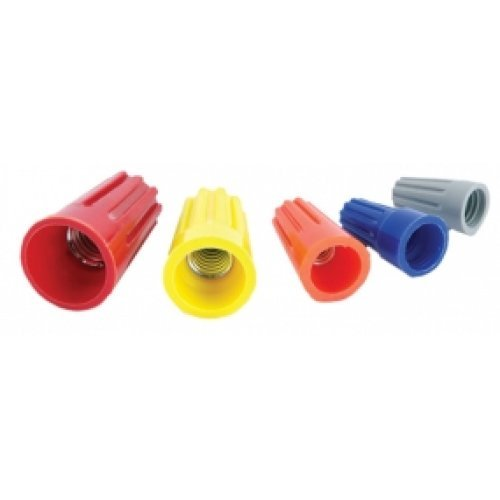 Скрутка СИЗ-8 5-20мм красная (100шт)