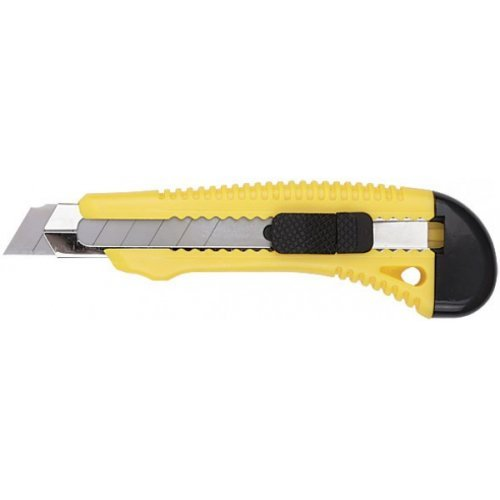 Нож технический 18 мм усиленный