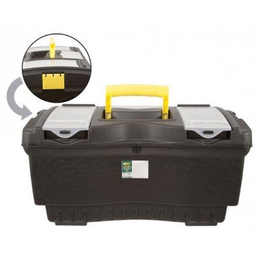Ящик для инструмента пластиковый 22 (56 х 33 х 29 см)