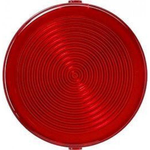 Лицевая панель Gira E22l светового сигнала красная 080320
