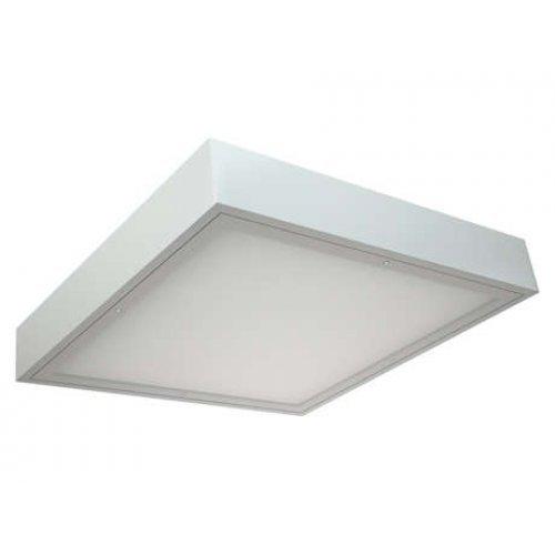 Светильник CLEAN 595 EM мат. закаленное стекло 4000К GRILIATO СТ 1499000790