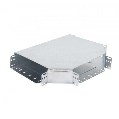 Ответвитель для лотка Т-образ. 100х500 R300 HDZ ИЭК LLK2T-100-500-HDZ