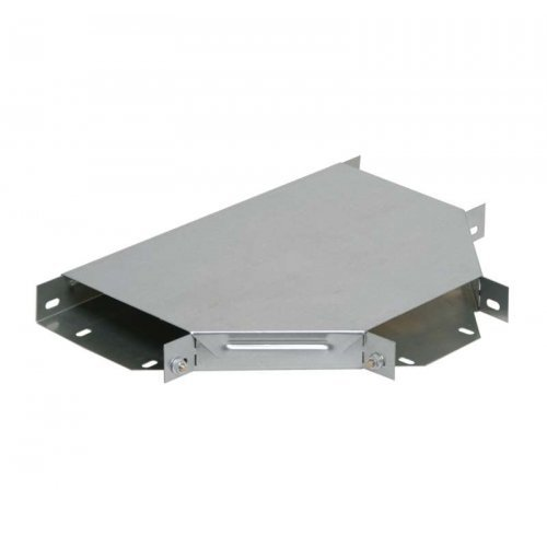 Ответвитель для лотка Т-образ. 80х400 RAL ИЭК CLP1TR-080-400