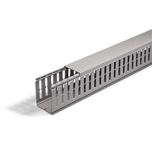 Кабель-канал перфорированный 60х60 L2000 4/6 ABB 05167