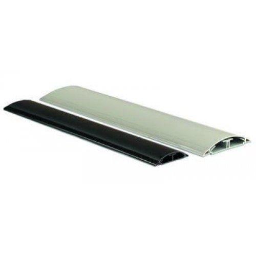 Кабель-канал напольный 50х12 L2000 пластик CSP-F черн. DKC 01033