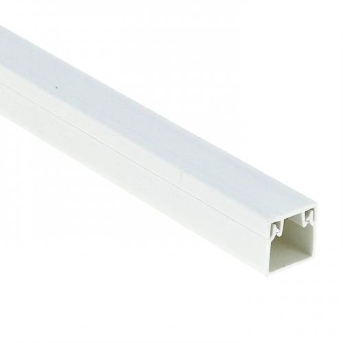 Кабель-канал 16х16 L2000 пластик Plast PROxima EKF kk-16-16