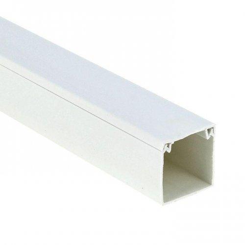 Кабель-канал 25х25 L2000 пластик Plast PROxima EKF kk-25-25