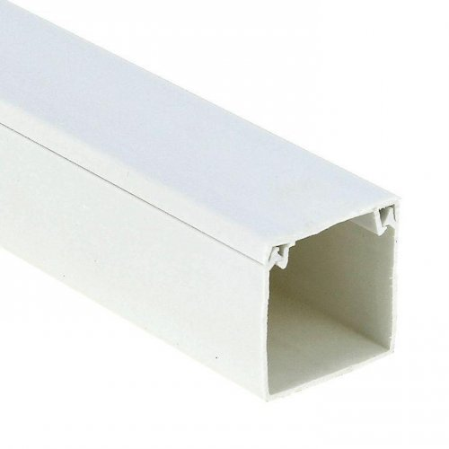 Кабель-канал 40х40 L2000 пластик Plast PROxima EKF kk-40-40