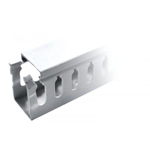 Кабель-канал перфорированный 40х60 L2000 пластик PROxima EKF kk40-60