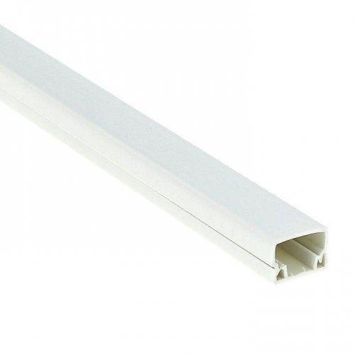 Кабель-канал 15х10 L2000 пластик Plast PROxima EKF kk-15-10