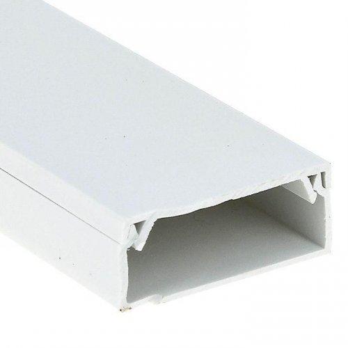 Кабель-канал 100х60 L2000 пластик Plast PROxima EKF kk-100-60