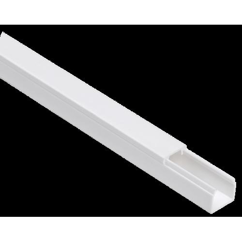 Кабель-канал 12x12мм белый ЭЛЕКОР (120м)