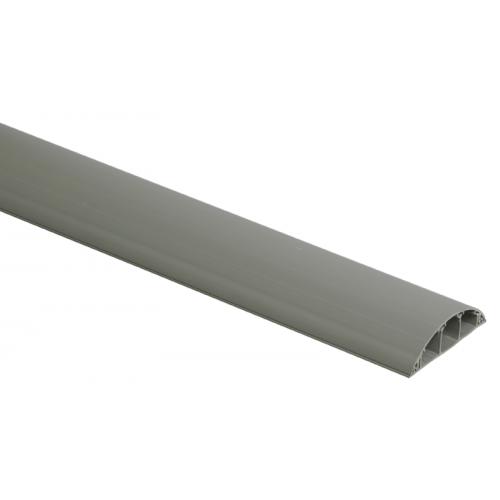 Кабель-канал напольный 70x16 серый ЭЛЕКОР