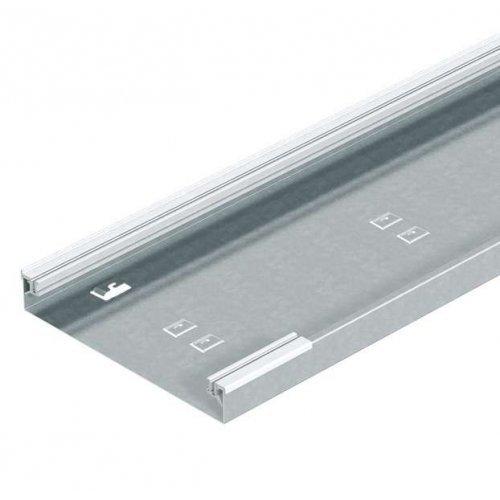 Кабель-канал напольный 200х70 L2400 сталь AIKU 20070 оцинк. OBO 7404708