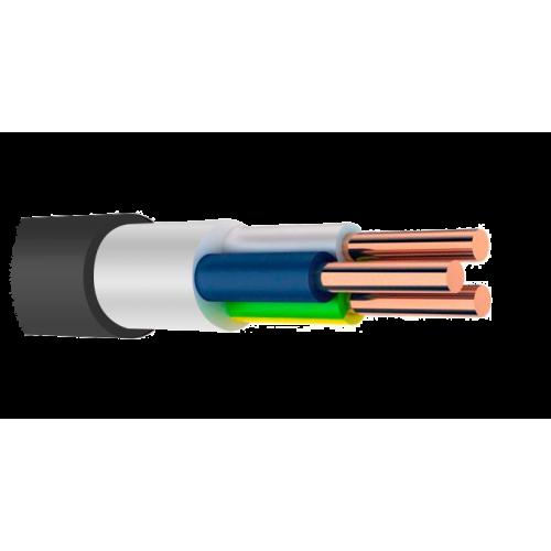 Кабель силовой ВВГнг(А)-LSLTx 3х6 (N. PE) - 0.66