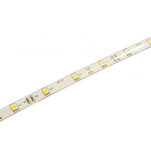 Лента светодиодная LEDx30/м 5м 7.2Вт 12В IP65 белый