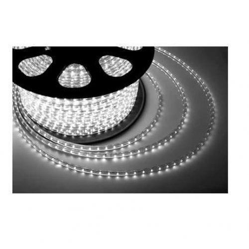 Лента светодиодная SMD5050 13х8мм 60LED/м 14.4Вт/м 220В IP67 бел. (уп.100м) NEON-NIGHT 142-105