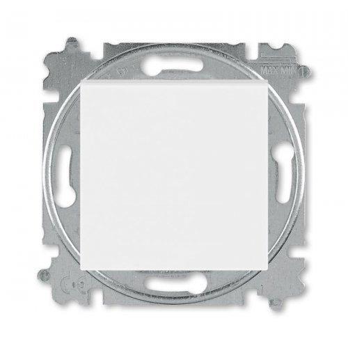 Выключатель 1-кл. Levit бел./ледяной ABB 2CHH590145A6001