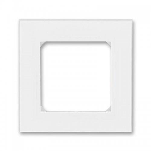 Рамка Levit 1п бел./ледяной ABB 2CHH015010A6001